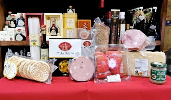 Products from Emilia Romagna